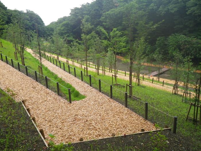 緑地整備工事